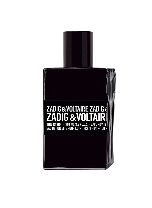 Zadig&Voltaire This is Him Erkek Edt 100 Ml Renksiz